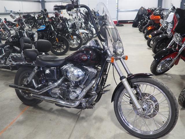 2002 Harley Davidson FXDWG at Loess Hills Harley-Davidson