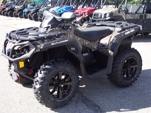 2019 Can-Am™ Outlander™ XT 650 at Power World Sports, Granby, CO 80446