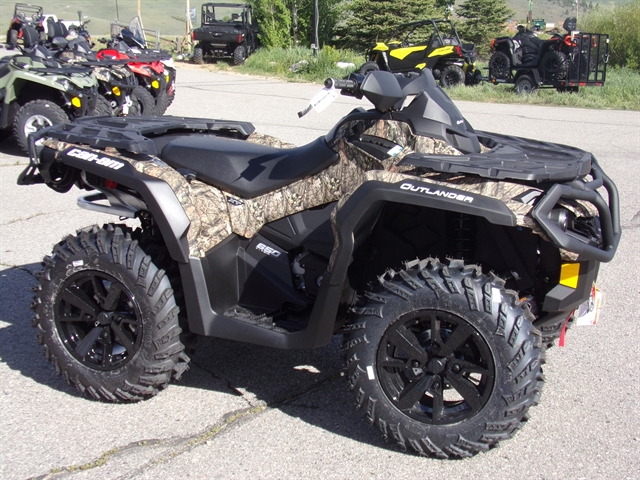 2019 Can-Am Outlander XT 650 at Power World Sports, Granby, CO 80446