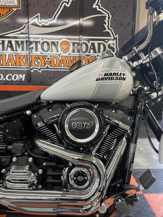 2021 Harley-Davidson Cruiser FLSB Sport Glide at Hampton Roads Harley-Davidson