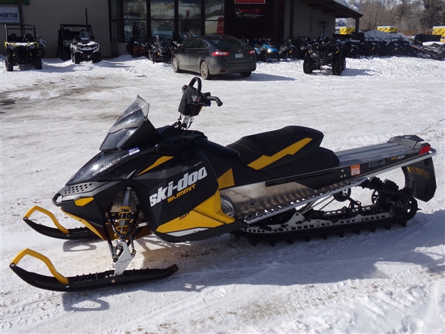 2012 Ski-Doo Summit SP 800R E-TEC $127/month at Power World Sports, Granby, CO 80446