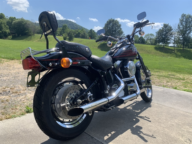 1995 Harley-Davidson FXSTSB BAD BOY at Harley-Davidson of Asheville