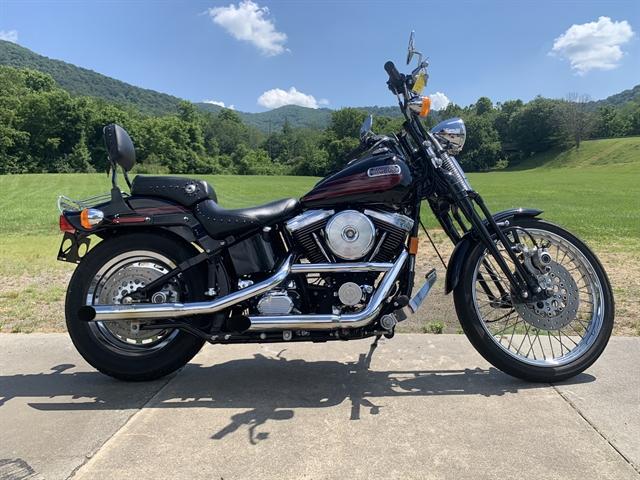 1995 Harley-Davidson FXSTSB BAD BOY at Harley-Davidson of Asheville