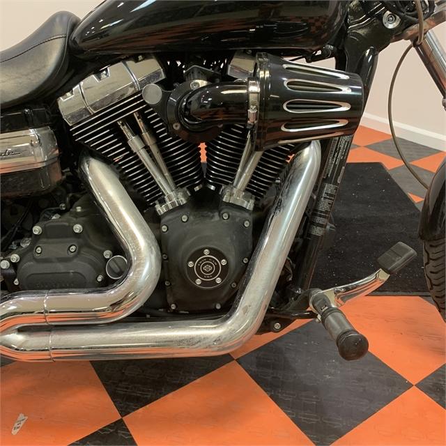2012 Harley-Davidson Dyna Glide Wide Glide at Harley-Davidson of Indianapolis