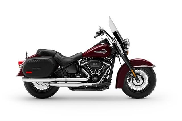 2020 Harley-Davidson Softail Heritage Classic 114 at Harley-Davidson of Macon