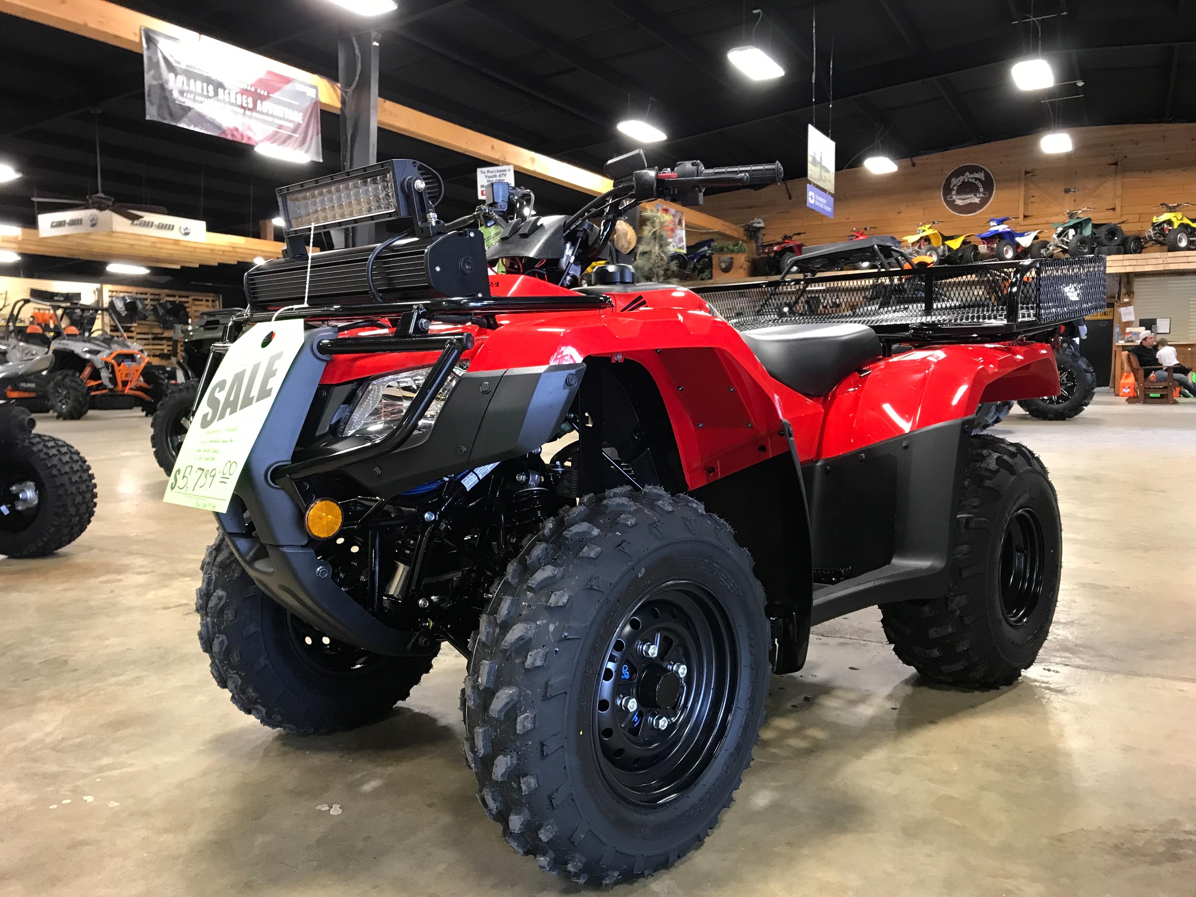 2021 HONDA TRX250TM1M Base at ATV Zone, LLC