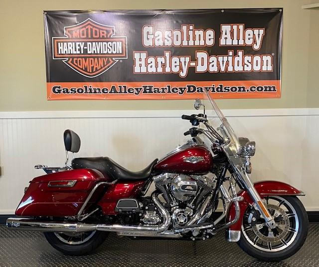 2016 Harley-Davidson Road King Base at Gasoline Alley Harley-Davidson (Red Deer)