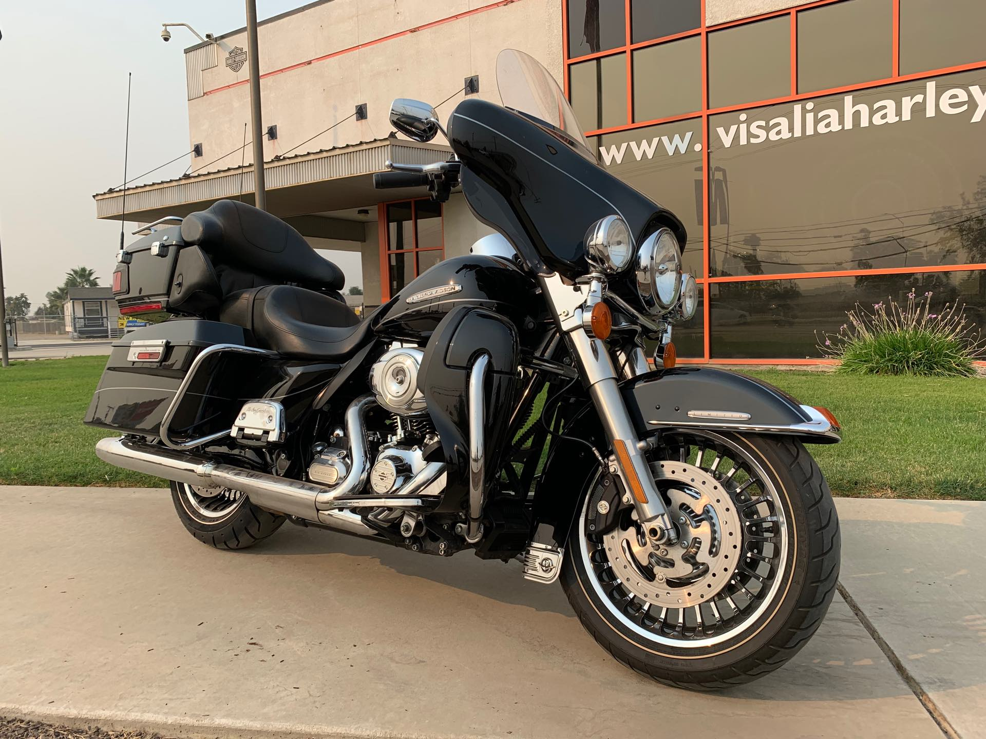 2012 Harley-Davidson Electra Glide Ultra Limited at Visalia Harley-Davidson