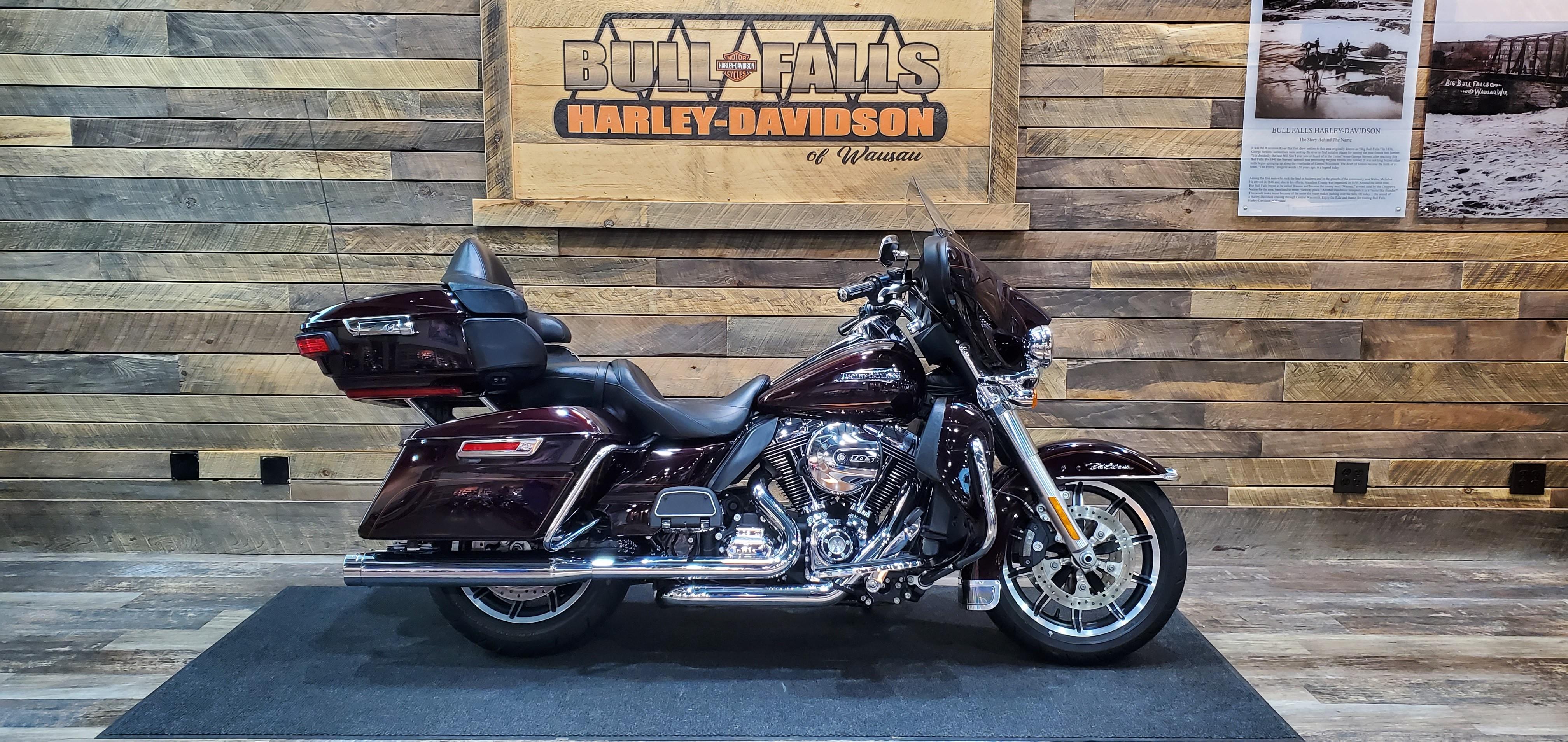 2014 Harley-Davidson Electra Glide Ultra Classic at Bull Falls Harley-Davidson