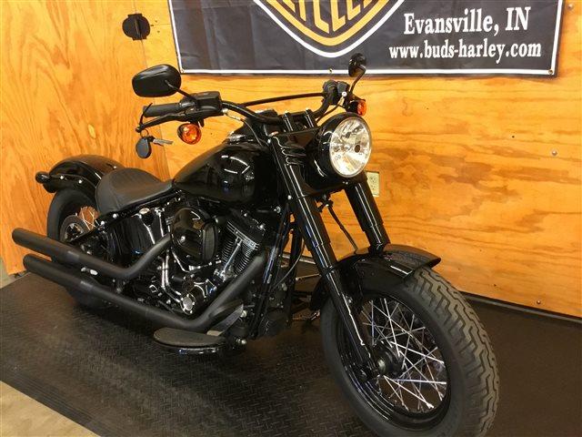 2017 Harley-Davidson S-Series Slim at Bud's Harley-Davidson, Evansville, IN 47715