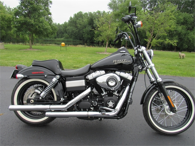 2012 Harley-Davidson Dyna Glide Street Bob at Conrad's Harley-Davidson