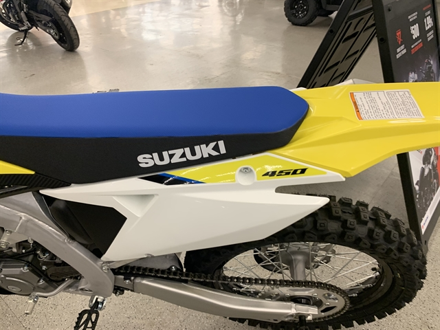 2019 Suzuki RMX 450Z at Columbia Powersports Supercenter