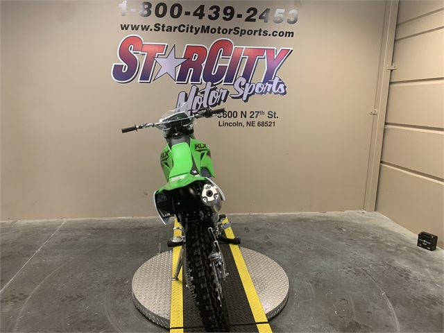 2022 Kawasaki KLX 300R at Star City Motor Sports