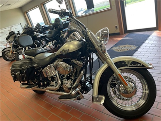 2003 Harley-Davidson FLSTCI at Rooster's Harley Davidson