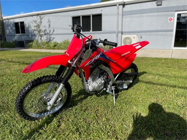 2022 Honda CRF 125F at Powersports St. Augustine