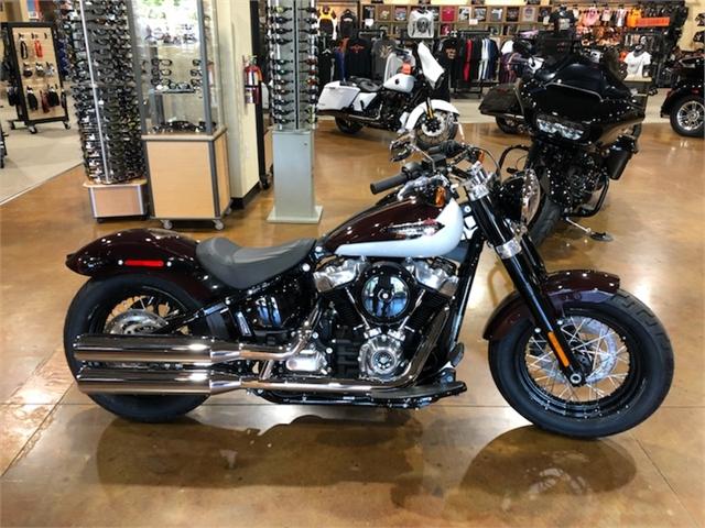 2021 Harley-Davidson Cruiser Softail Slim at Steel Horse Harley-Davidson®