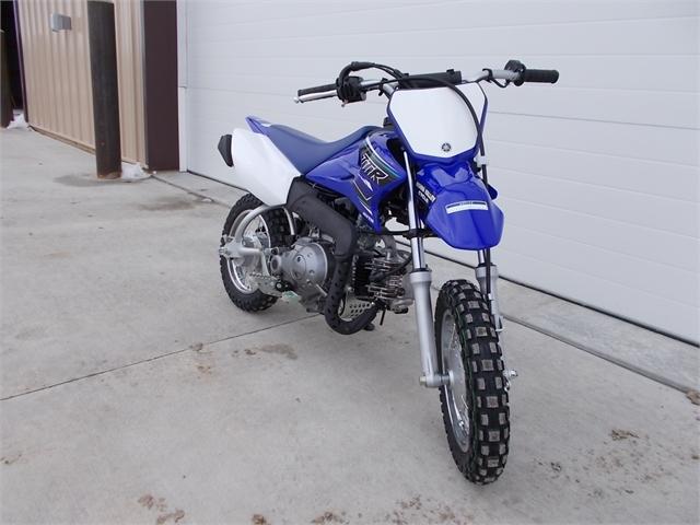 2021 Yamaha TT-R 50E at Nishna Valley Cycle, Atlantic, IA 50022