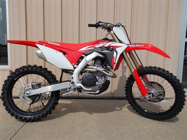 2019 Honda CRF 450R at Nishna Valley Cycle, Atlantic, IA 50022