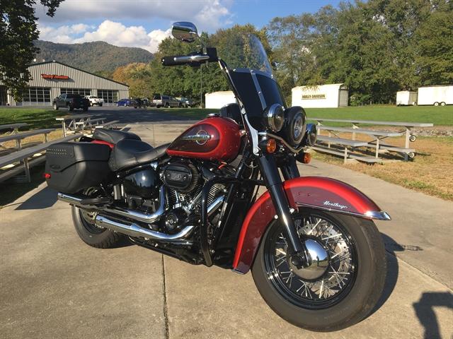 2019 Harley-Davidson Softail Heritage Classic 114 at Harley-Davidson of Asheville