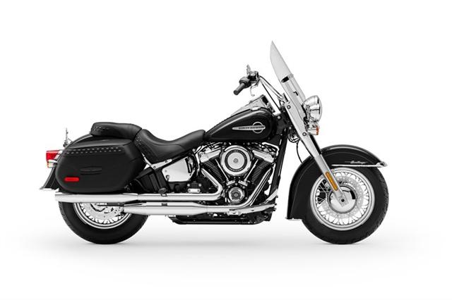 2020 Harley-Davidson Softail Heritage Classic at Palm Springs Harley-Davidson®