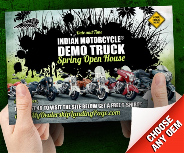 Demo Truck Spring Open House Powersports at PSM Marketing - Peachtree City, GA 30269
