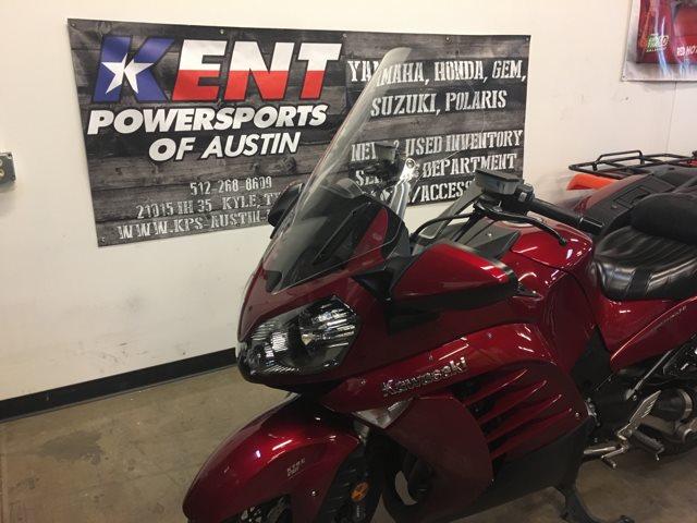 2014 Kawasaki Concours 14 ABS at Kent Powersports of Austin, Kyle, TX 78640