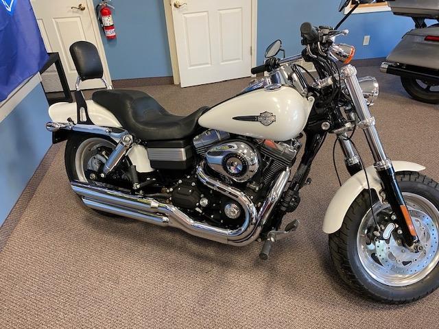 2011 Harley-Davidson Dyna Glide Fat Bob at Carlton Harley-Davidson®
