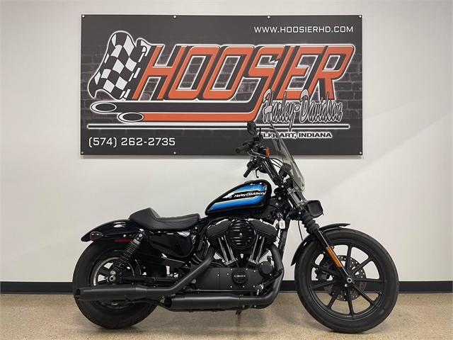 2018 Harley-Davidson Sportster Iron 1200 at Hoosier Harley-Davidson