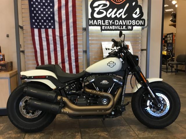 2018 Harley-Davidson Softail Fat Bob 114 at Bud's Harley-Davidson
