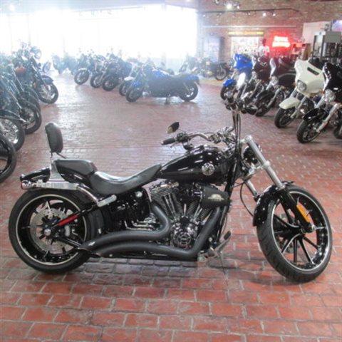 2014 Harley-Davidson Softail Breakout at Bumpus H-D of Memphis