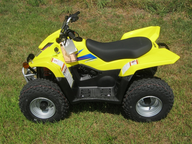 2020 Suzuki LT-Z50 at Brenny's Motorcycle Clinic, Bettendorf, IA 52722