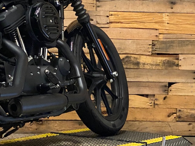 2019 Harley-Davidson Sportster Iron 1200 at Lumberjack Harley-Davidson