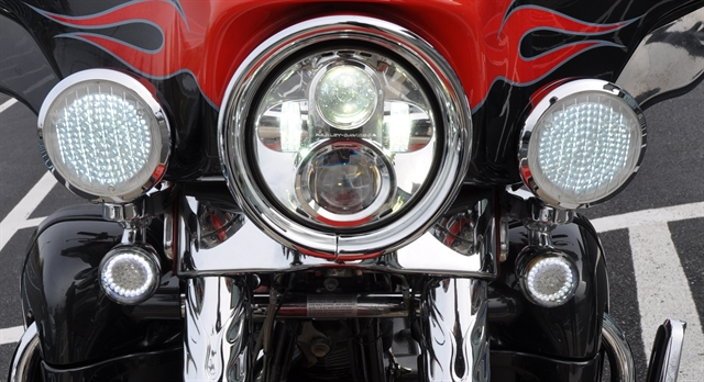 2010 Harley-Davidson Electra Glide CVO Ultra Classic at All American Harley-Davidson, Hughesville, MD 20637