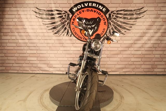 2014 Harley-Davidson Sportster SuperLow at Wolverine Harley-Davidson