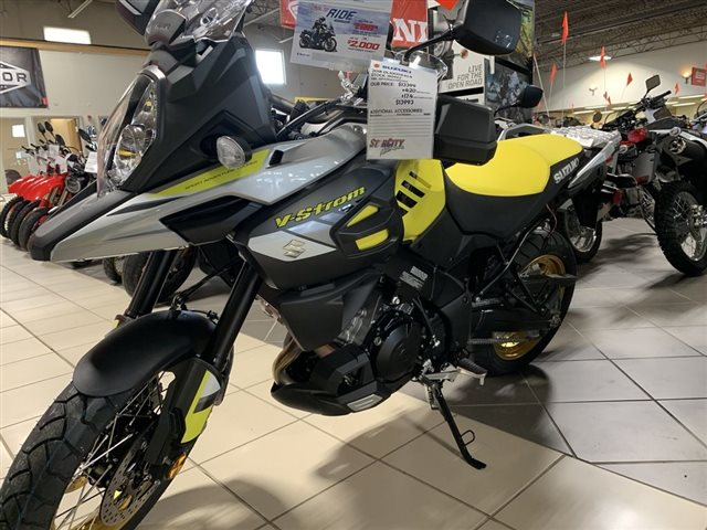 2018 Suzuki V-Strom 1000XT 1000XT at Star City Motor Sports