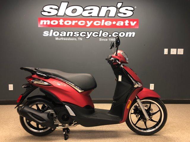 2019 Piaggio 150 LIBERTY SPORT LIBERTY 150 SPORT at Sloans Motorcycle ATV, Murfreesboro, TN, 37129