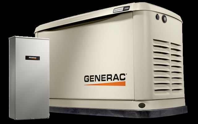 2017 GENERAC Guardian 11kW at Harsh Outdoors, Eaton, CO 80615