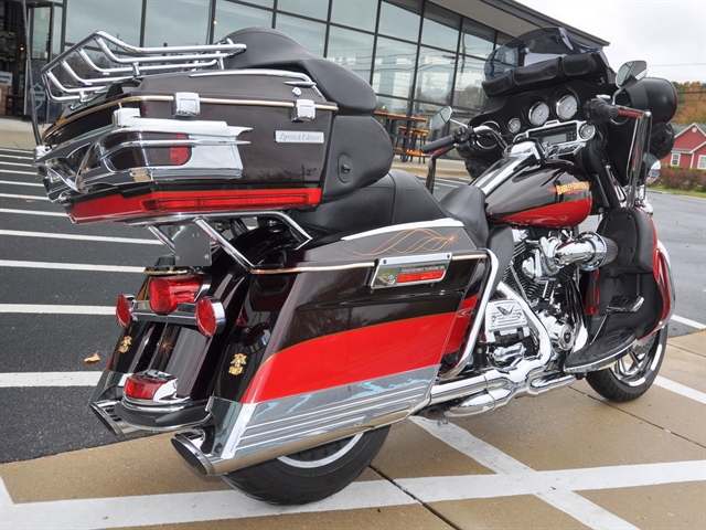 2010 Harley-Davidson Electra Glide Ultra Limited at All American Harley-Davidson, Hughesville, MD 20637