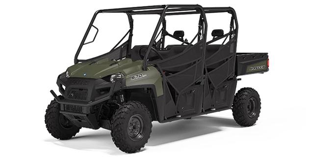2021 Polaris Ranger Crew 570 Full-Size Base at Polaris of Baton Rouge