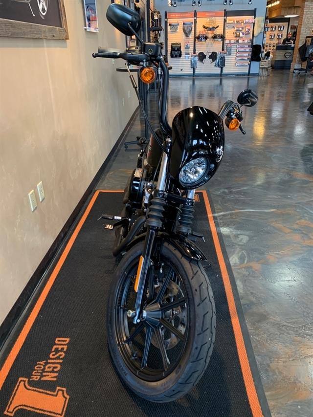 2020 Harley-Davidson Sportster Iron 1200 at Vandervest Harley-Davidson, Green Bay, WI 54303