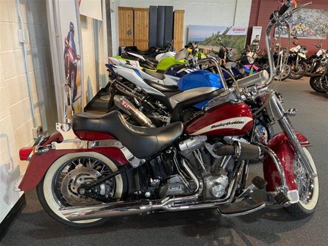 2006 Harley-Davidson FLST - Softail Heritage Heritage at Martin Moto