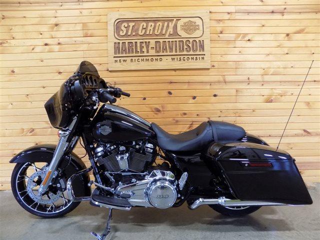 2021 Harley-Davidson Grand American Touring Street Glide Special at St. Croix Harley-Davidson