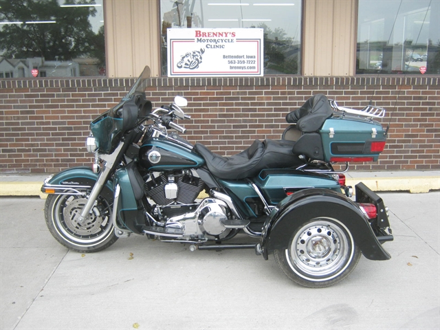 2000 Harley-Davidson Ultra Classic FLHTCUI Voyager Trike at Brenny's Motorcycle Clinic, Bettendorf, IA 52722