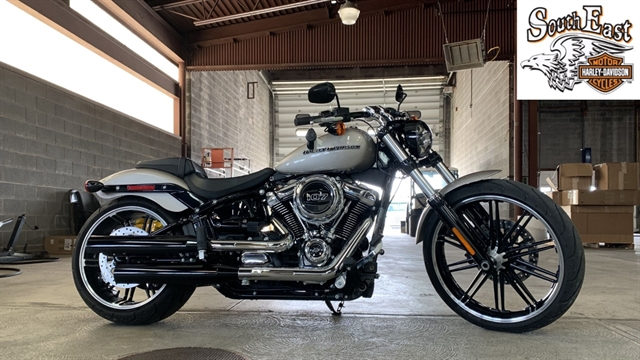 2018 Harley-Davidson Softail Breakout at South East Harley-Davidson