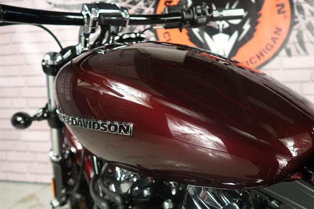 2018 Harley-Davidson Softail Breakout 114 at Wolverine Harley-Davidson