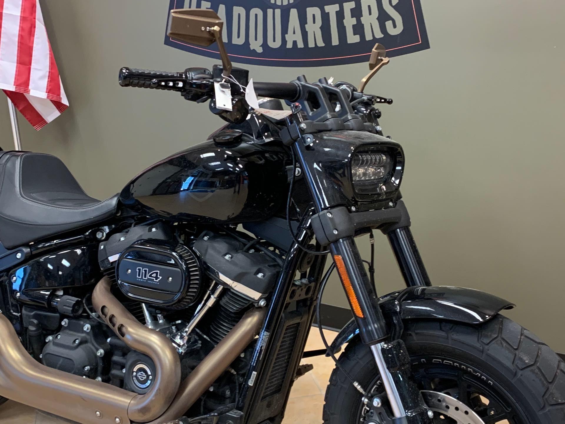 2020 Harley-Davidson Softail Fat Bob 114 at Loess Hills Harley-Davidson