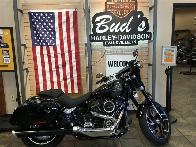 2021 Harley-Davidson Cruiser Sport Glide at Bud's Harley-Davidson