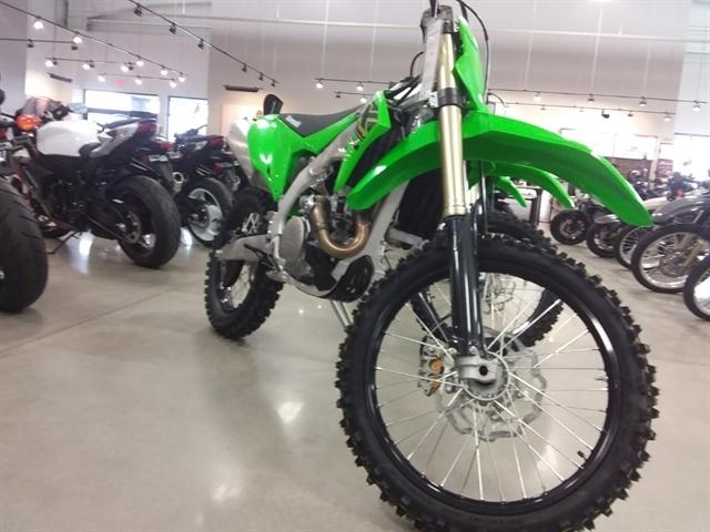 2021 Kawasaki KX 450X at Brenny's Motorcycle Clinic, Bettendorf, IA 52722