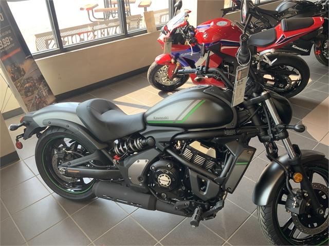 2022 Kawasaki Vulcan S Base at Midland Powersports