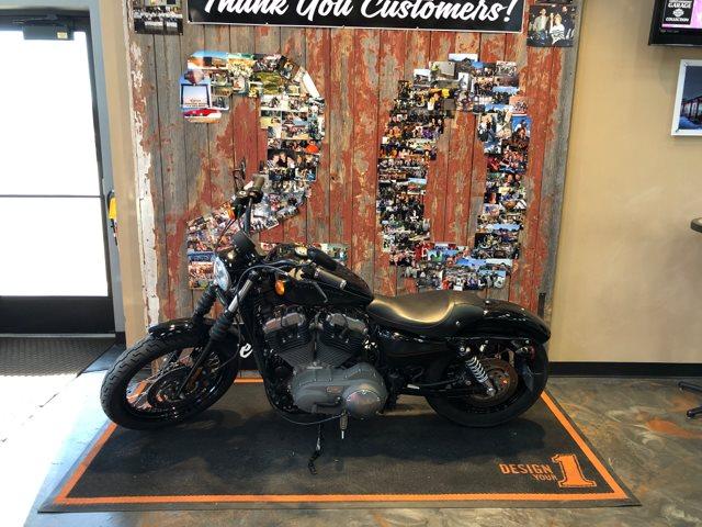 2007 Harley-Davidson Sportster 1200 Nightster at Vandervest Harley-Davidson, Green Bay, WI 54303